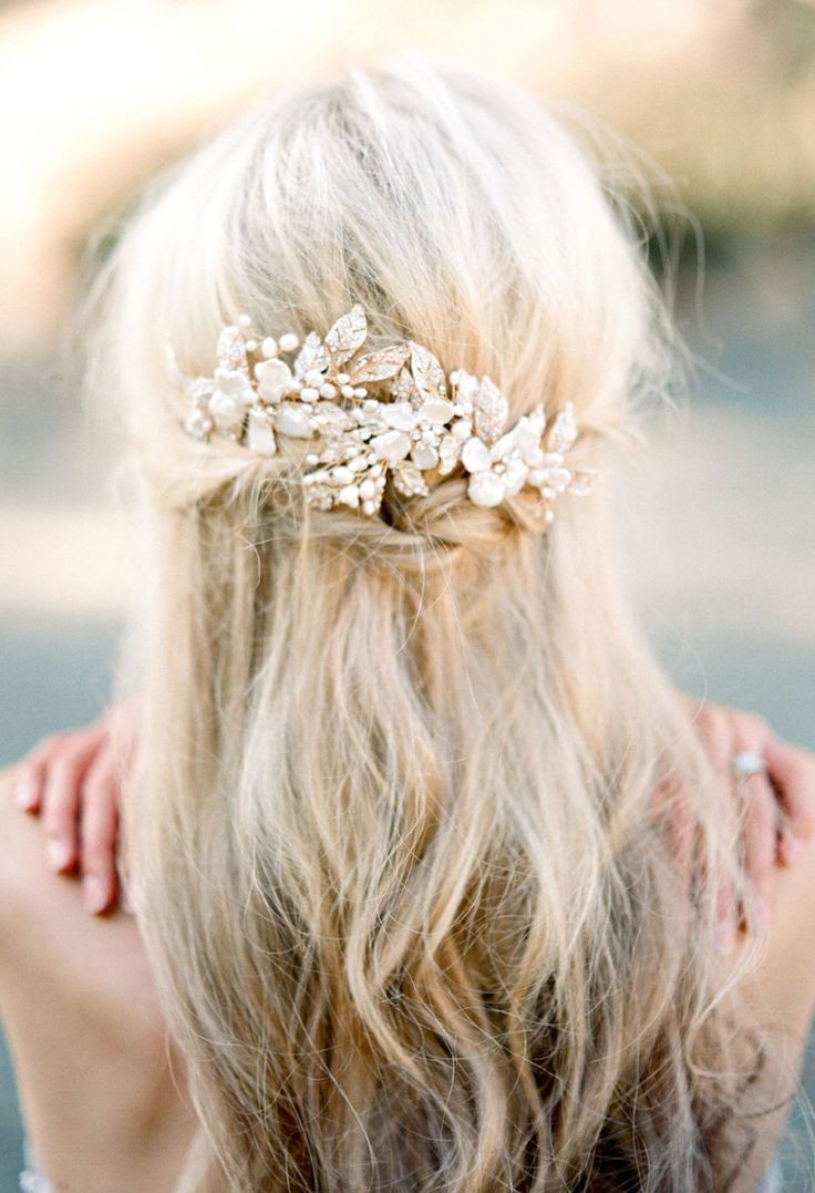 20 Gorgeous Bridal Headpieces for Sophisticated Brides | Headpieces ...