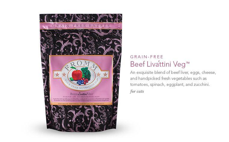 Grain Free Beef Liva Ttini Veg Grain Free Dog Food Grain Free