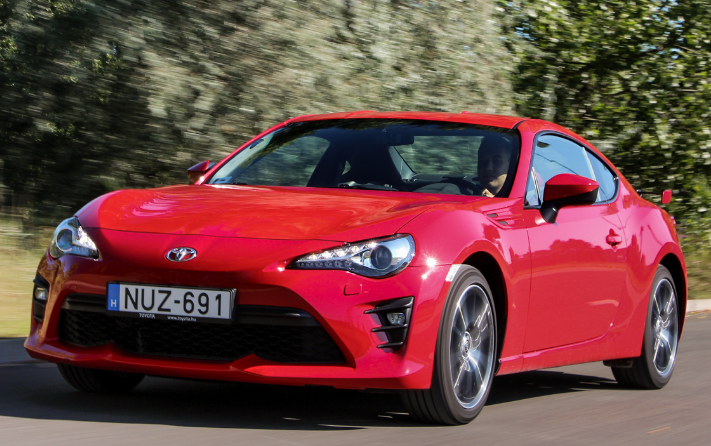 2021 Toyota Gt86 Rumors Concept And Colors