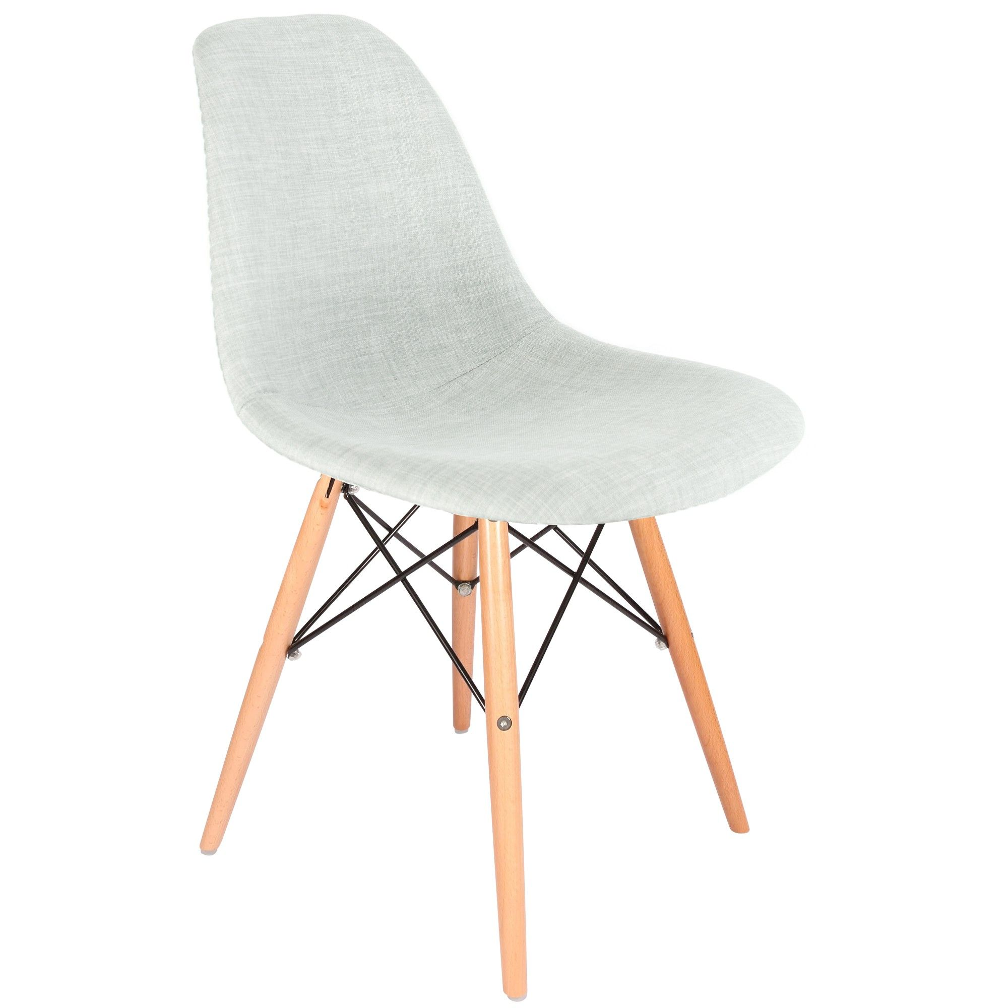 Chaise Design Dsw Tissu Chaise Dsw Chaise Charles Eames Eames