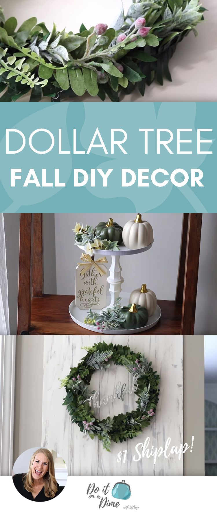DOLLAR TREE FALL DIYS #dollartreecrafts