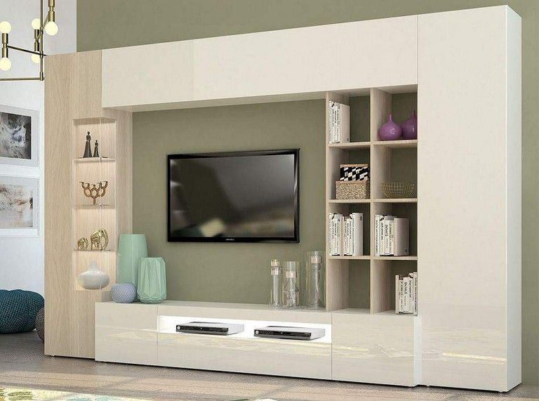 40 Inspirational And Unique Tv Cabinet