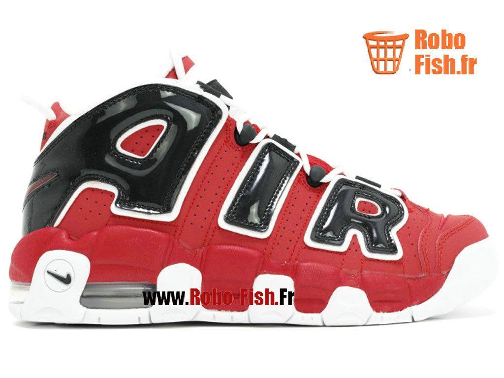 Nike Air More Uptempo (Gs) Chaussure de Basket ball Pas