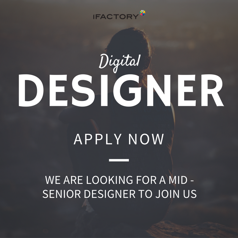 We are seeking a highly motivated mid-senior Digital Designer who ...