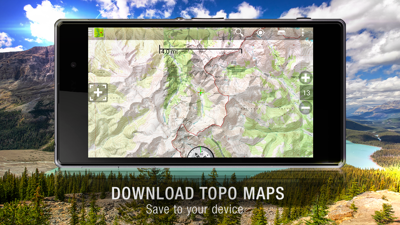 Download Backcountry Navigator Pro V6 0 3 Full Apk Topo Map Gps Canoe Trip