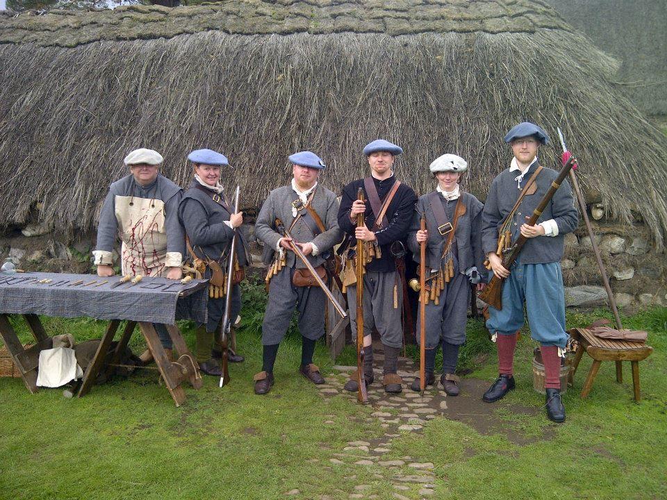 1CC at Highland Folk Museum