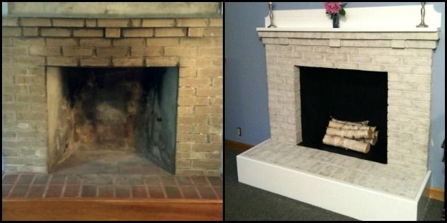 From Drab To Fab What Do You Think Of This Amazing Fireplace