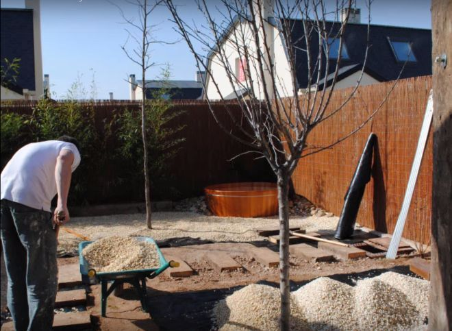 Soluciones para patios traseros y jardines el paisajismo SFG