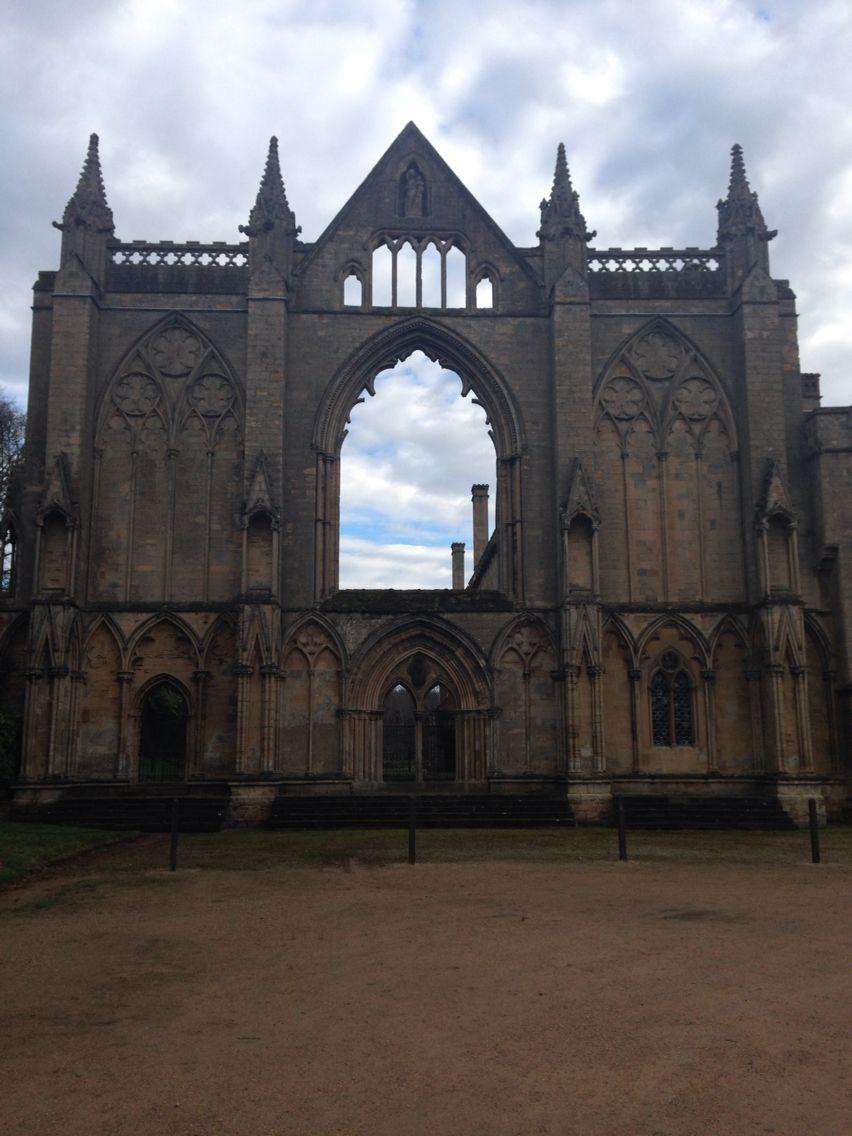 Newstead Abbey, Nottingham.