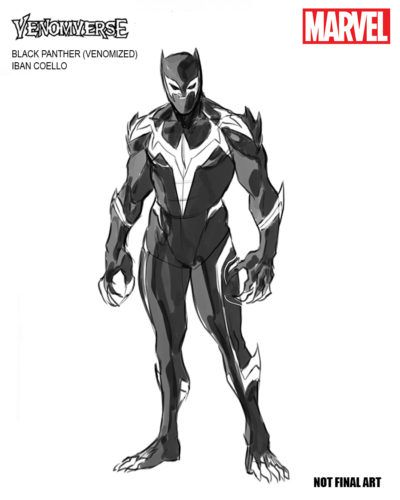 First Look at VENOMVERSE Brings Tons of Marvel Favorites into the ...