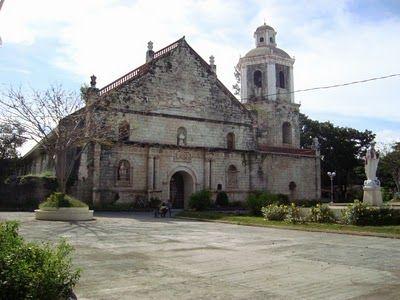 Iloilo - San Joaquin Church, San Joaquin Iloilo ~ Pinoy Adventurista | your next ultimate adventure starts here