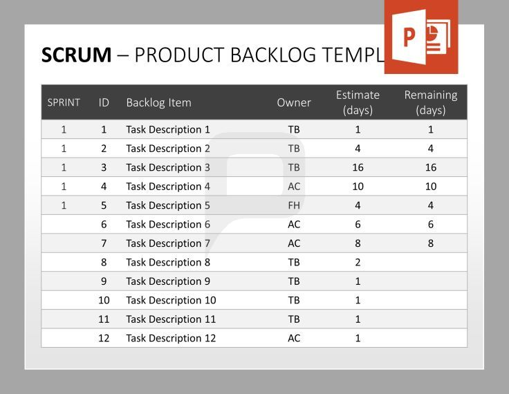 Scrum for powerpoint we provide you with a full range of product scrum toolbox the scrum method enables all participants of product development to constantly communicate and exchange information pronofoot35fo Choice Image