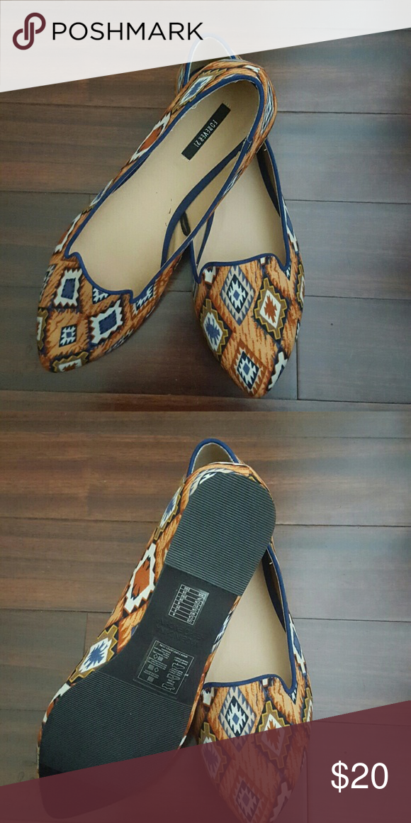 1b3737d3595 F21 Flats Never worn! Forever 21 Shoes Flats   Loafers