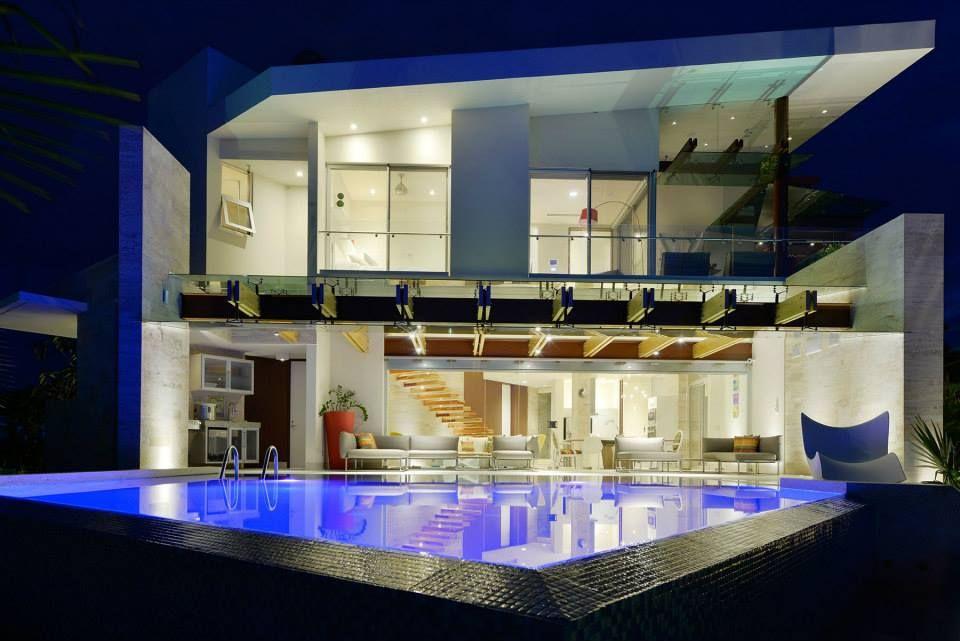 Interiorismo :: Casa Marbella. Por: Sofía Interiorismo. Costa Rica.