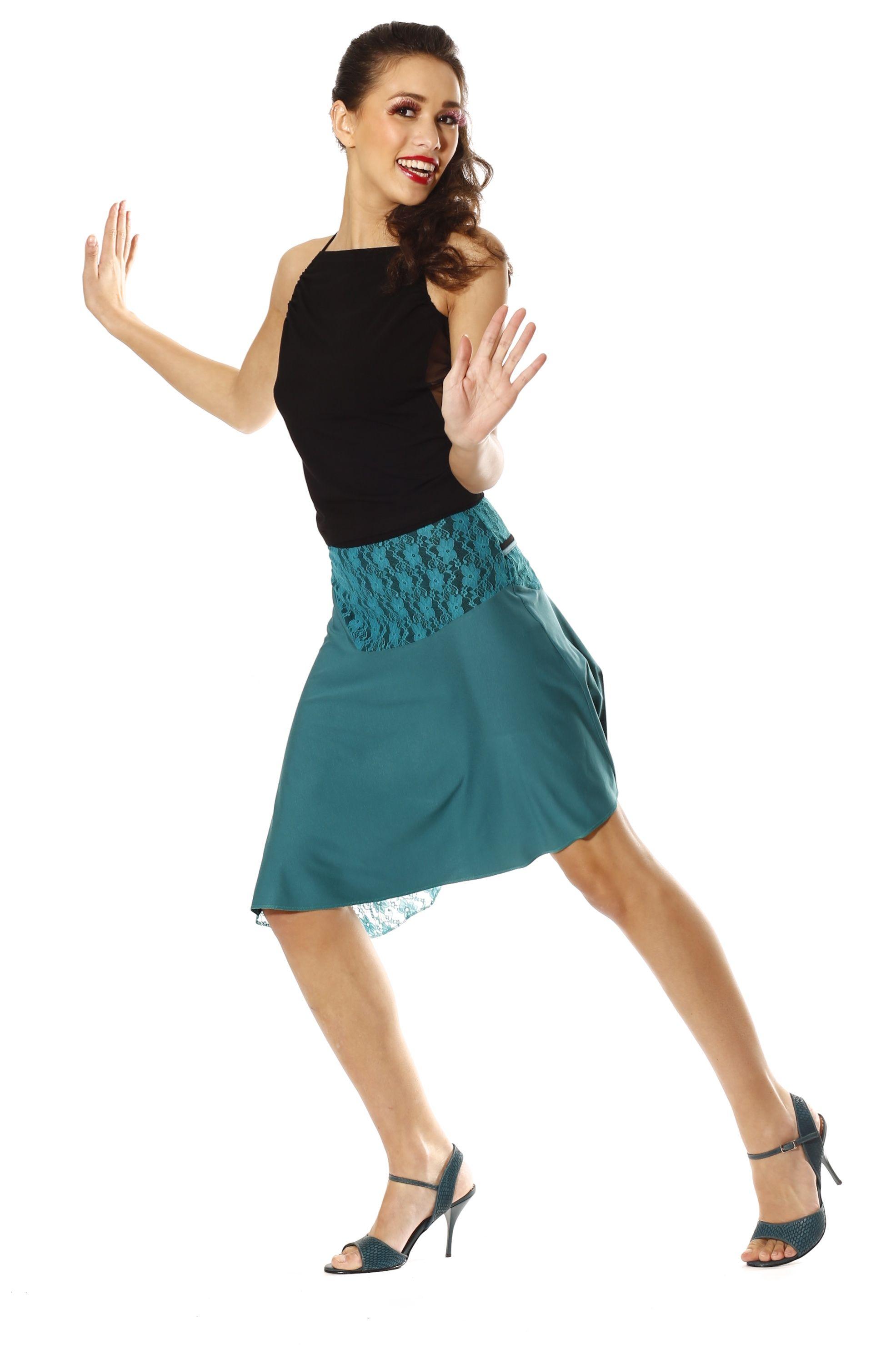 salsa & tango skirts - need a stunning dance skirt quick