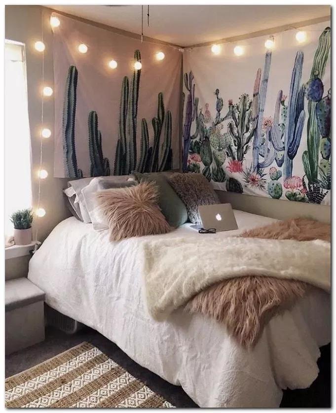 28 Funny Dorm Room Decorating Ideas On A Budget 19 Boho Dorm