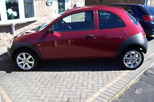 Ford Ka 52plate In Pepper Red With 6 Months Mot