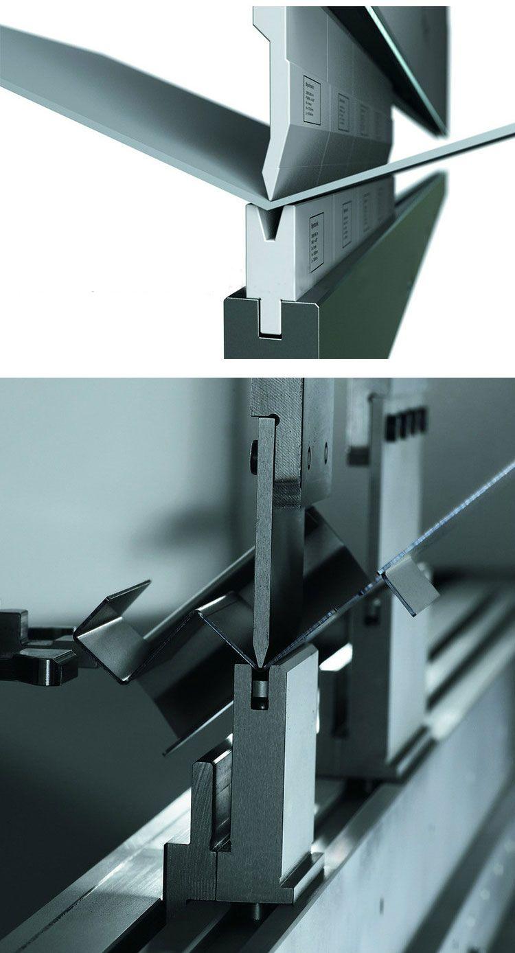 3 Roller Sheet Metal Bending Machine For Die Blade Metal Bending Sheet Metal Metal Working