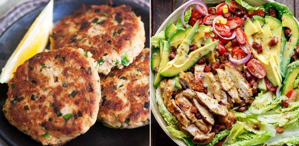 Leichte Küche 3 fixe Rezepte für genussvolles Abnehmen Backen - leichte küche mit fleisch