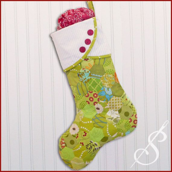 Sew Very Merry: A Christmas Stocking Pattern | Stocking pattern ...