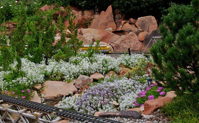 Hudson Gardens Botanical Garden Denver Colorado