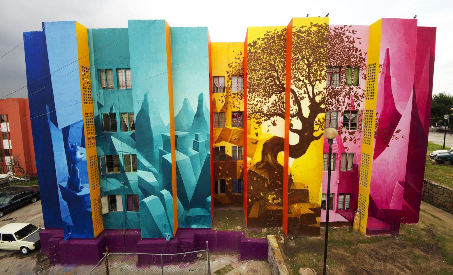 Resultado de imagen para arte urbano guadalajara
