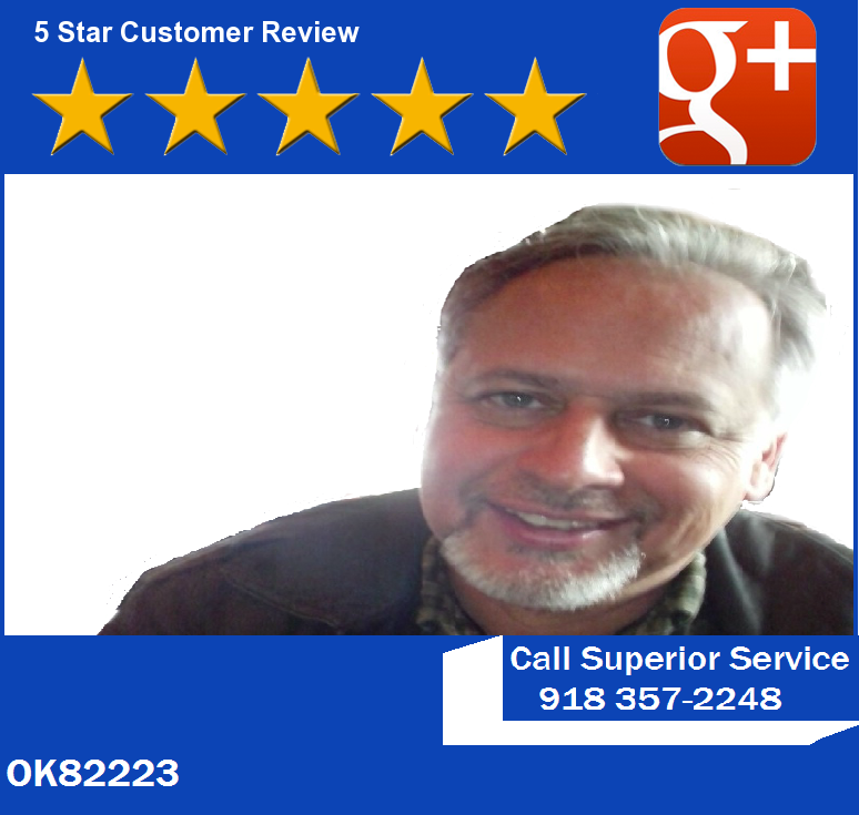 Superior Service Of Broken Arrow Heating And Air