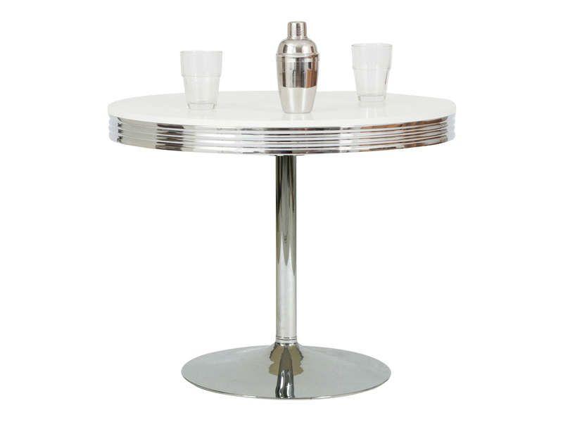 Table Ronde Table Cuisine Table Et Meuble Cuisine