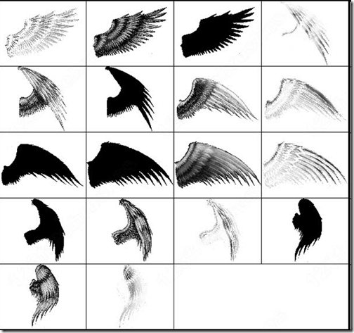 Realistic Angel Wings Drawing Google Search Photoshop