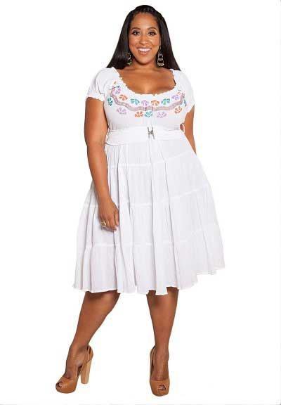 Cutethickgirls Plus Size Cute Dresses 23 Plussizedresses