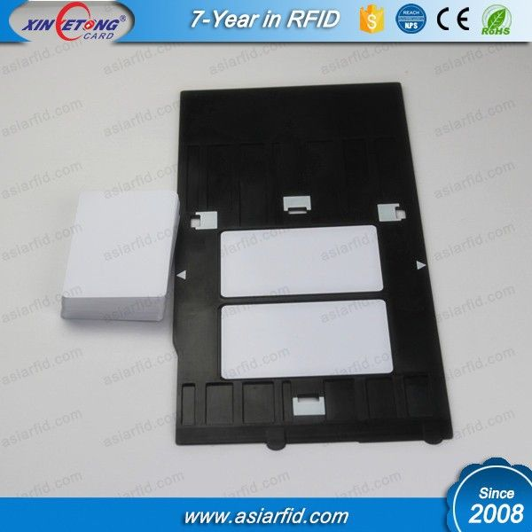 R230 PVC ID Card Tray Inkjet Print Epson Printer RFID Hardware - id card