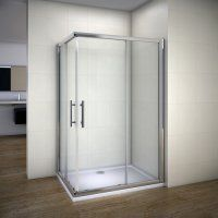 1000x700 Sliding Shower Enclosure Door Corner Entry Stone Tray Shower Enclosure Doors Sliding Shower Door Shower Enclosure