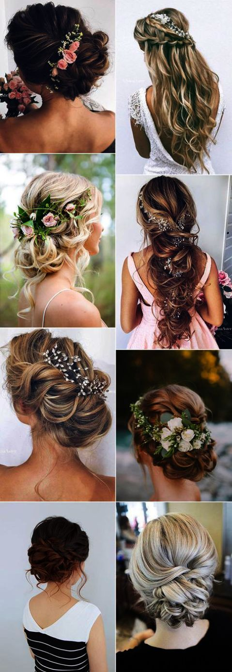 Wedding Hairstyles For Short Natural Curly Hair your Wedding Hairstyles High Updos, Wedding ...