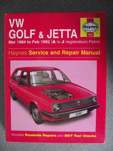 Vw Golf Jetta Workshop Manual 1984 1992 1859602827 Listing In The Volkswagen Car Manuals Literature Cars Trucks Parts Manual Car Volkswagen Car Manual