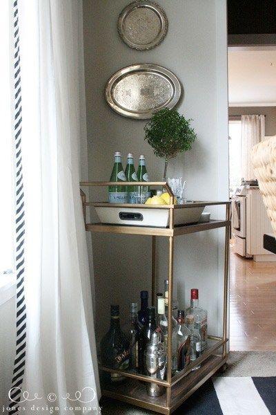 Amazing Dining Room Carts Ideas