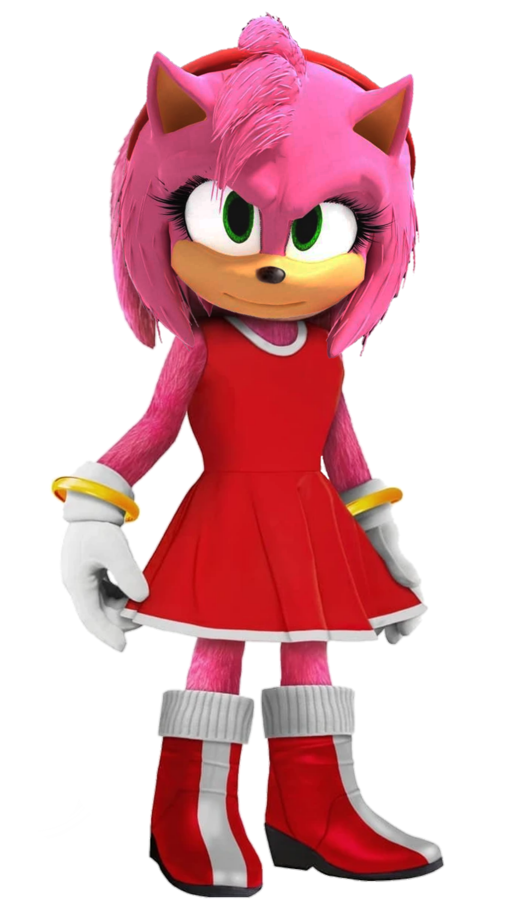 Amy Rose Pose Png Personagens Sonic Personagens