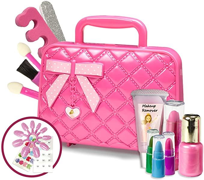 Toysical Kids Makeup Kit for Girl with Make Up