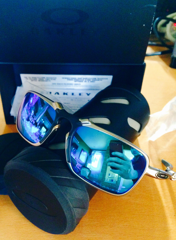 Oakley badman 00603502 polarized asian fit oakley