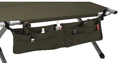 """Olive Drab Military Style Camp Cot Accessory Pouch Rothco 33/"""" Cot Frame Pouches"""