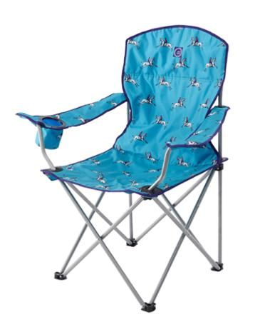 Joules Lazy Chair With Horse Print Perfect For Horse