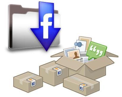 Cómo descargar todos tus datos y archivos guardados en Facebook. DETALLES: http://www.audienciaelectronica.net/2014/07/15/como-descargar-todos-tus-datos-y-archivos-guardados-en-facebook/