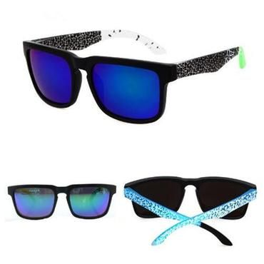 c08c8c3a34 New KEN BLOCK Sunglasses Men Brand Designer Sun glasses Reflective Coating  Square Spied For Women Rectangle