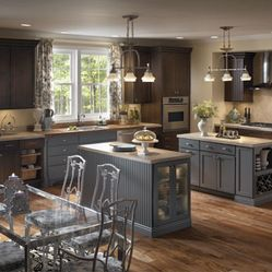 lowe\'s medallion cabinets   lowe s cabinets kitchens ...