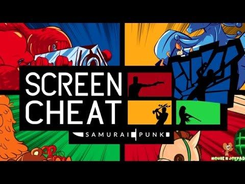 Screencheat Review MOUSE n JOYPAD Offline games, Comic