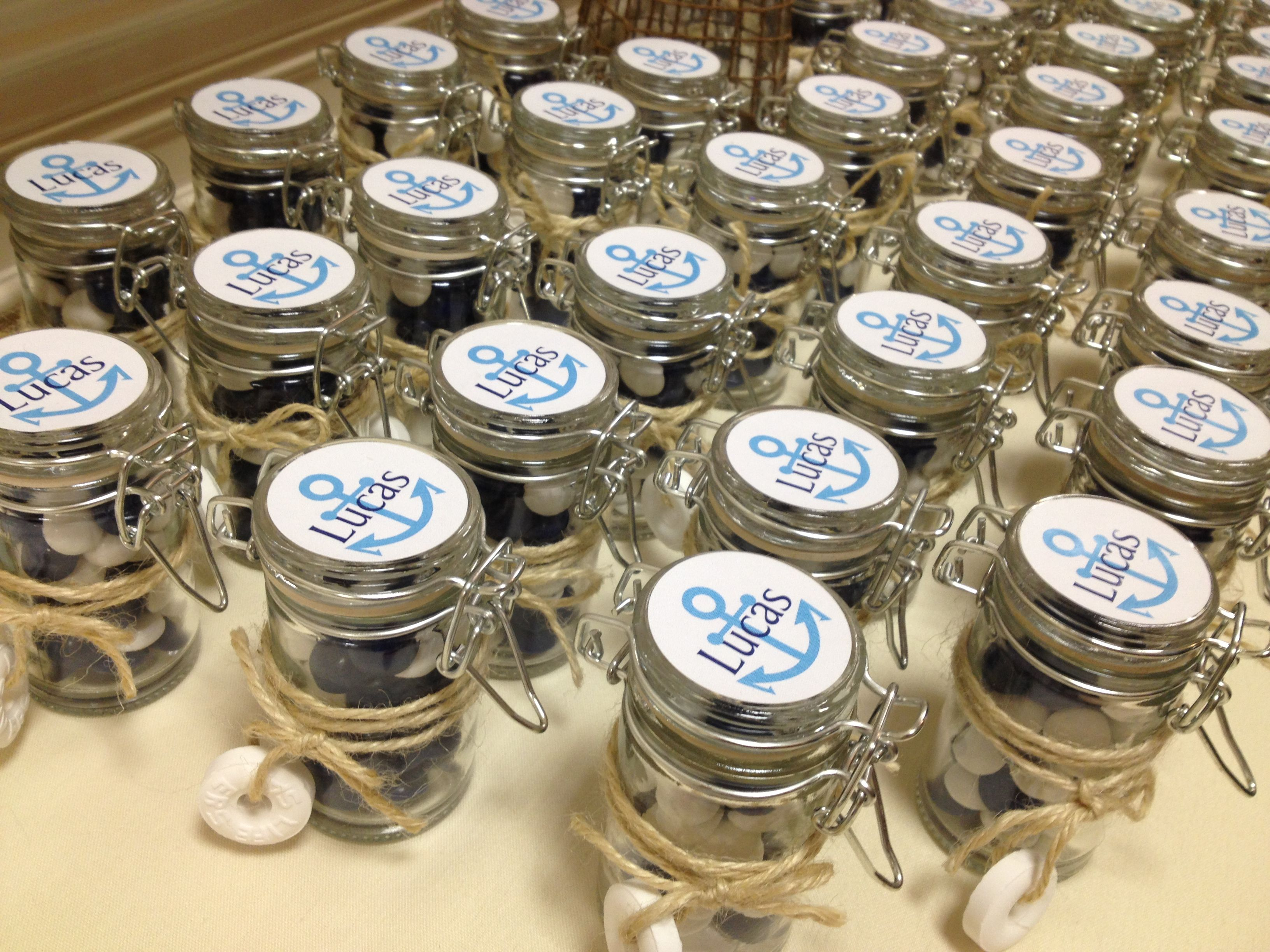 York peppermint patty mms candy jars showering together nautical party souvenirs image not mine negle Image collections