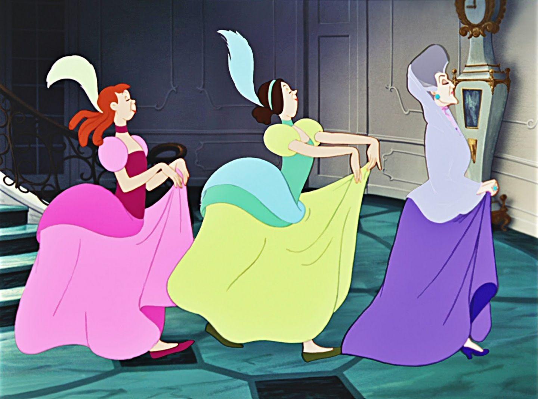 Disney fará um novo live-action sobre as meias-irmãs de Cinderela