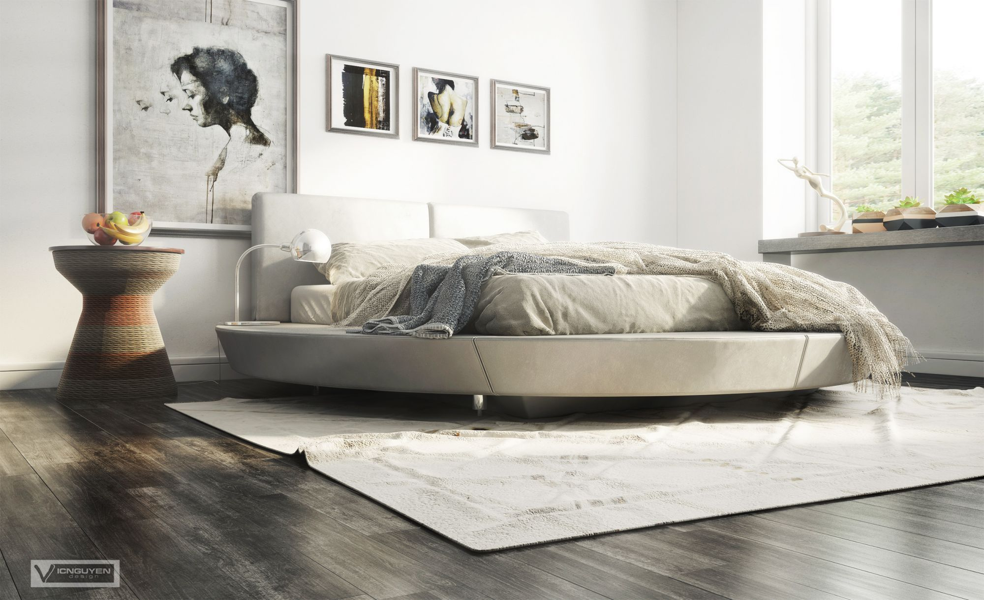 CGarchitect - Professional 3D Architectural Visualization User Community | bedroom.v002