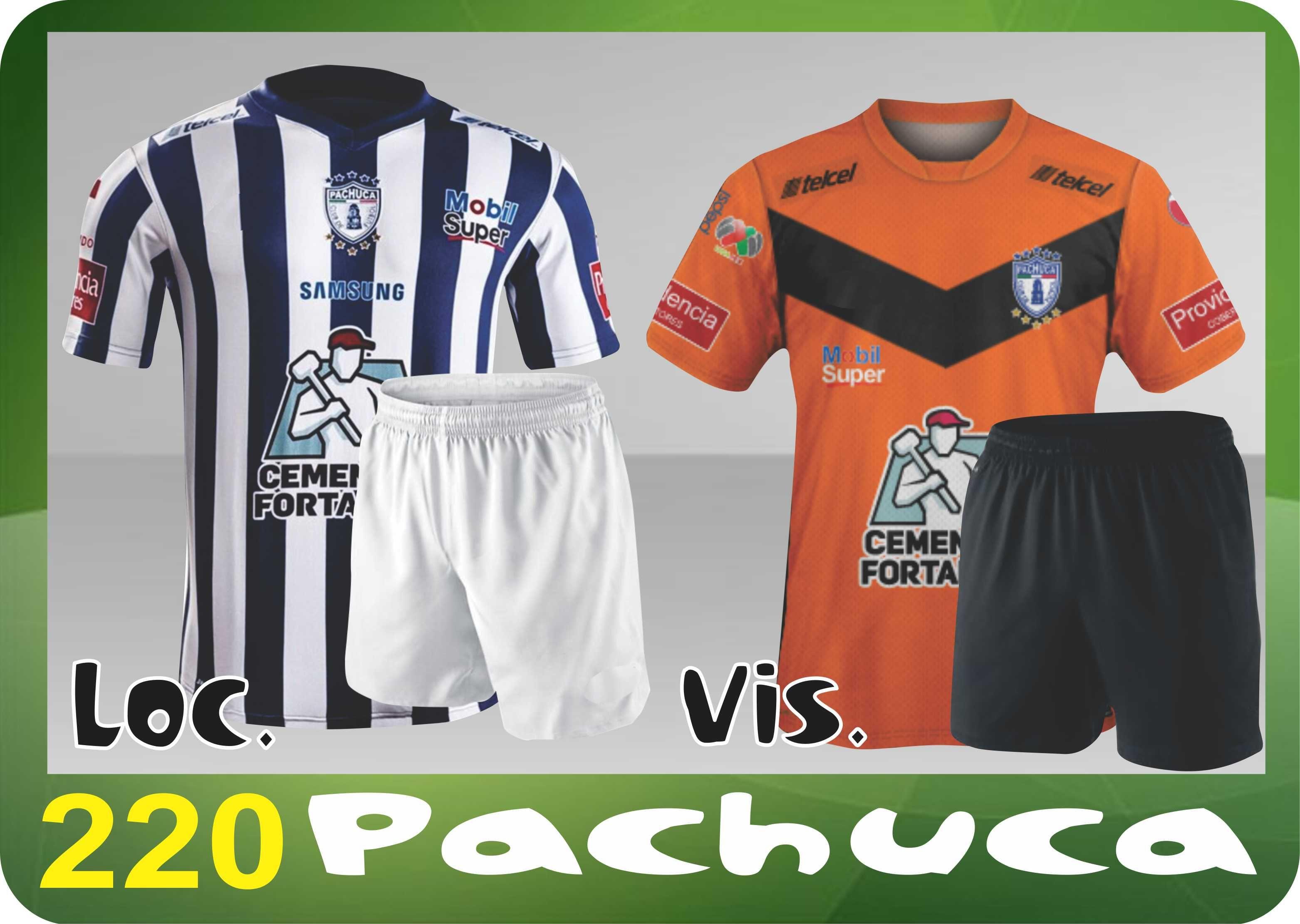 UNIFORME SOCCER DRI FIT. Mod. 220 PACHUCA Uniformes De Futbol d7299c5cb4c