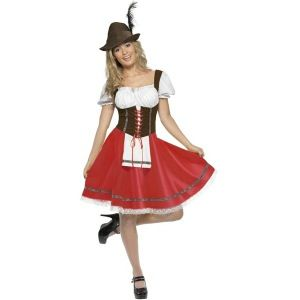 Tøj tyroler Oktoberfest kostumer
