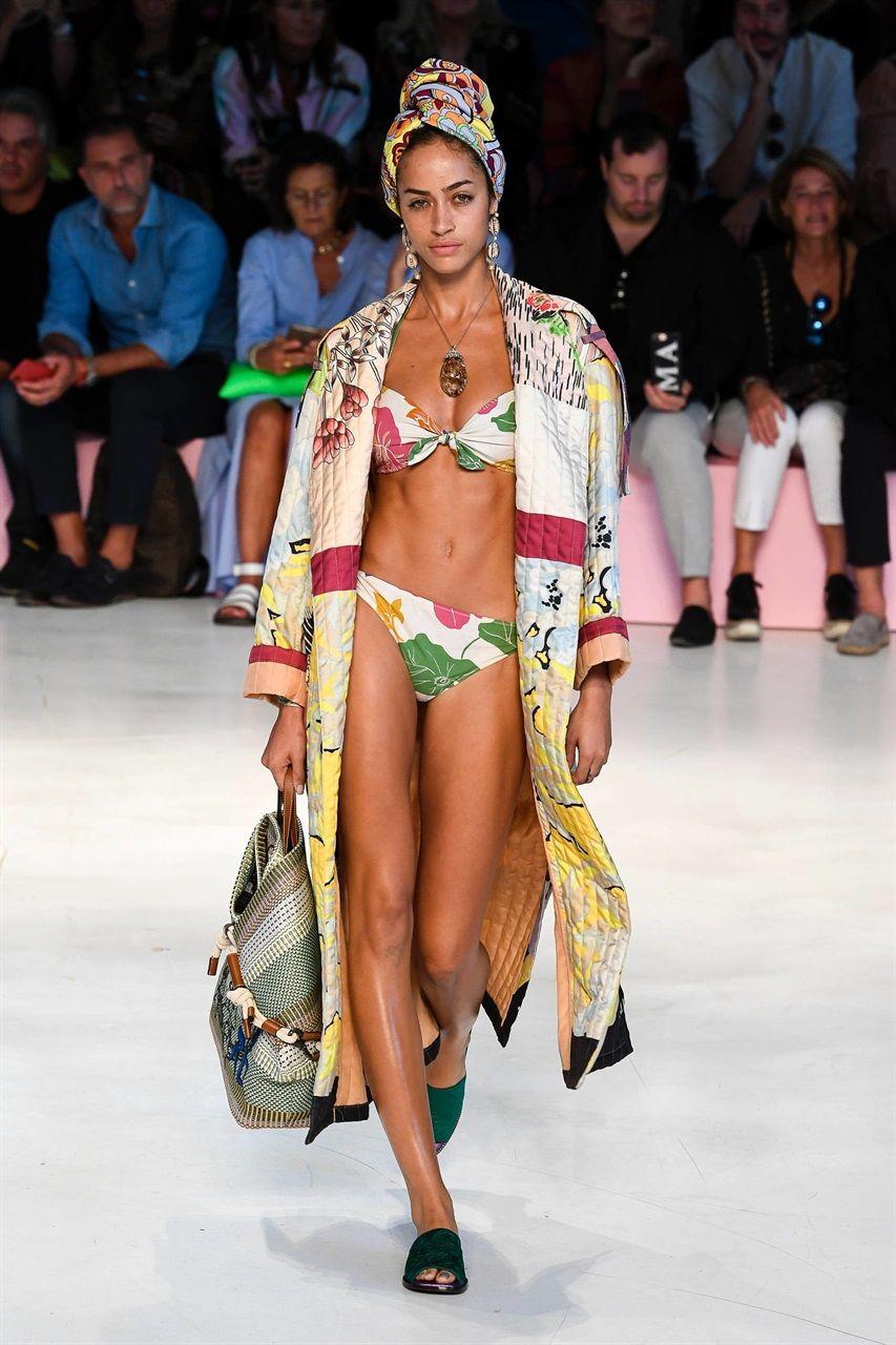 più recente 5941b 2a364 Milano Fashion Week: look e tendenze Primavera Estate 2019 ...